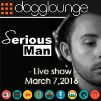 'Different Muziq session' Live Show on Dogglounge radio, march 07, 2016