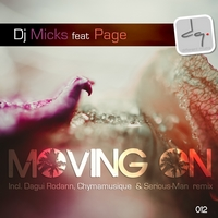 DQ012: Dj Micks feat Page - Moving on E.P